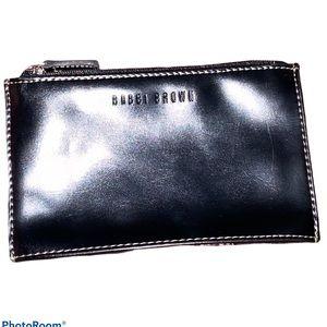 Bobbi brown limited edition black makeup bag